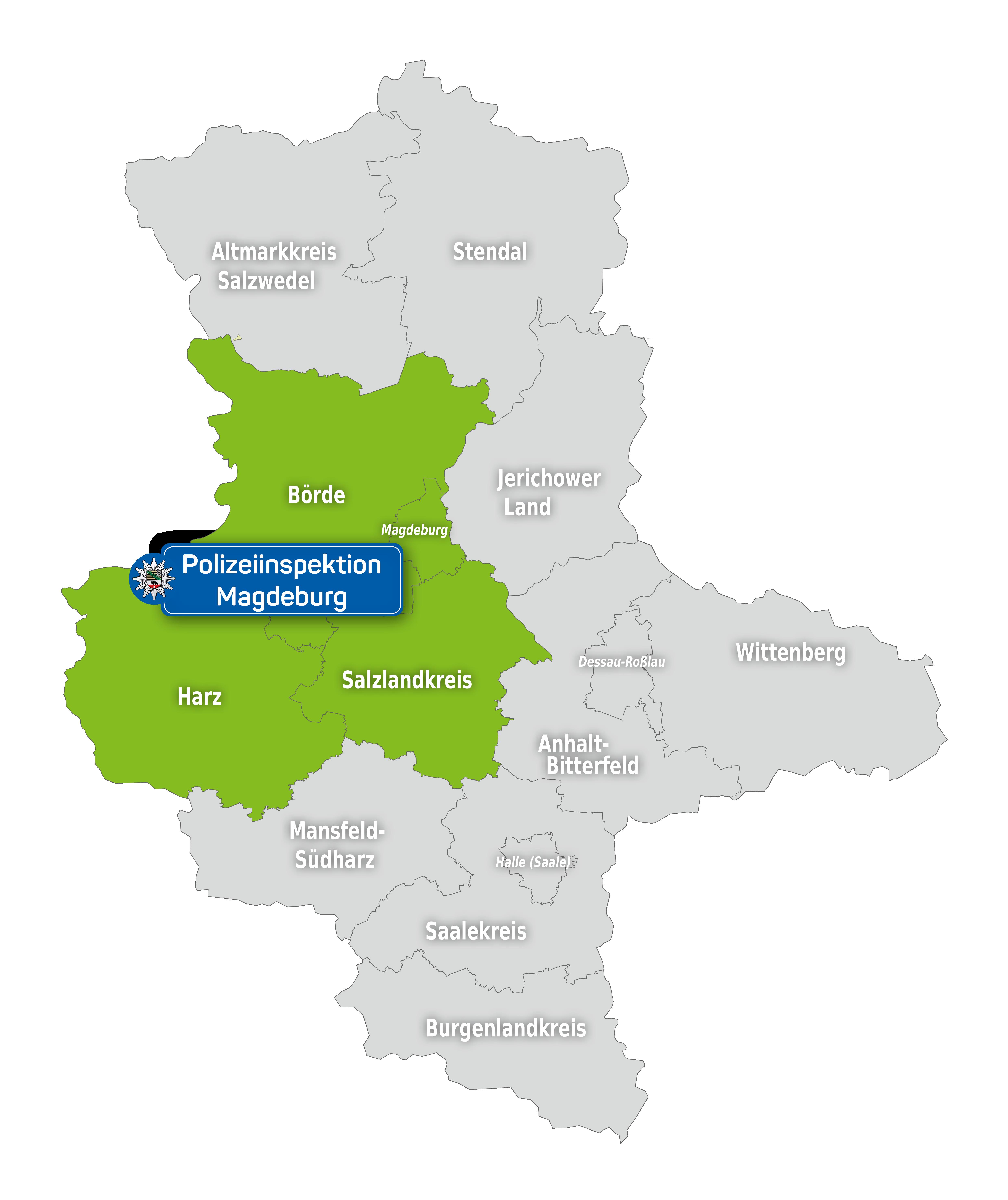 Sachsen Anhalt 90 Bewerbungen Fur Hilfspolizei Mz De